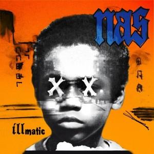Illmatic XX cover art